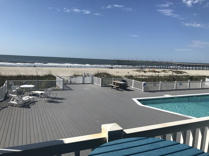 DECEMBER NIGHT SPECIALS! - Newly Renovated Kitchen & Bathroom-Oceanfront!, vacation rental in Ocean Isle Beach