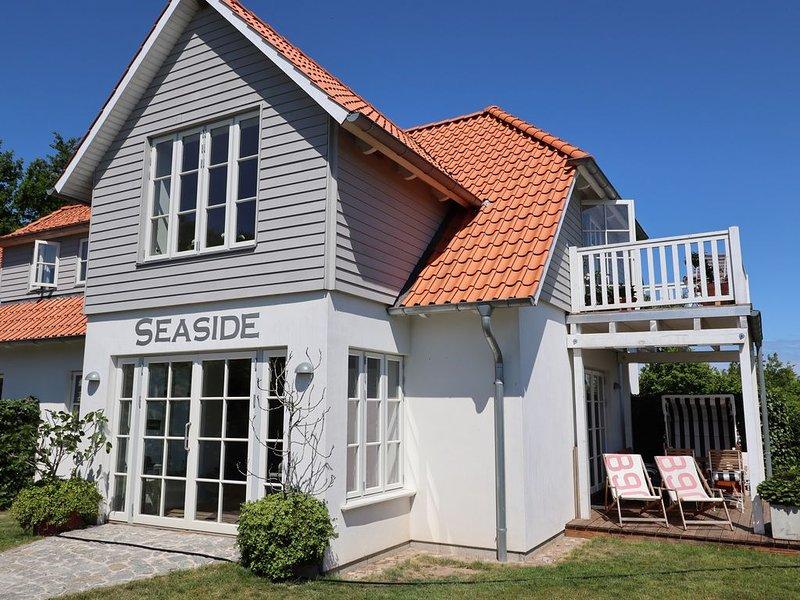 Ferienwohnung ' Seaflat ' WLAN, Strandnähe, Strandkorb, Kamin, holiday rental in Dassow