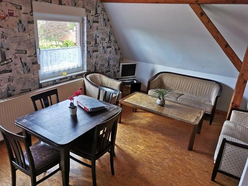 Ferienwohnung Focken, holiday rental in Westoverledingen