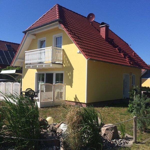 1. Lage am Strand des Kummerower Sees, nicht nur im Sommer ein Genuss, vacation rental in Reuterstadt Stavenhagen