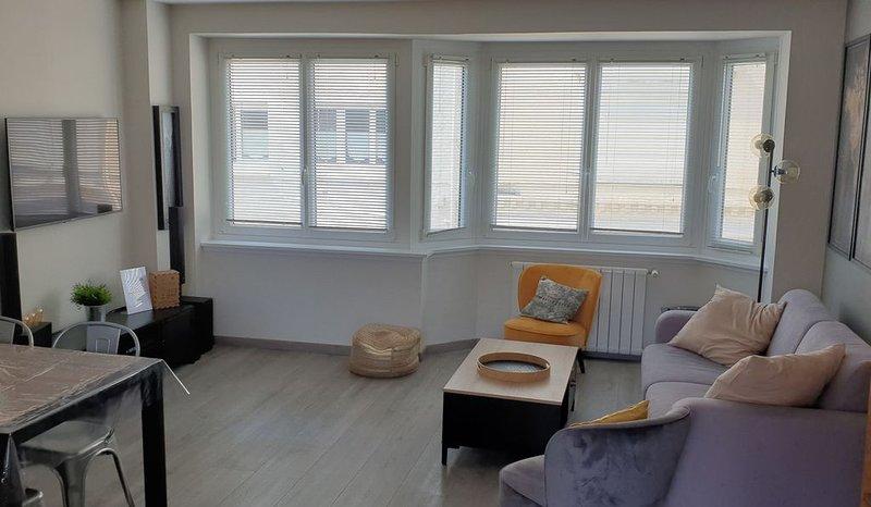 Villa Ciboulette - Maison 3 chambres à 50 m de la plage, vacation rental in Dunkirk