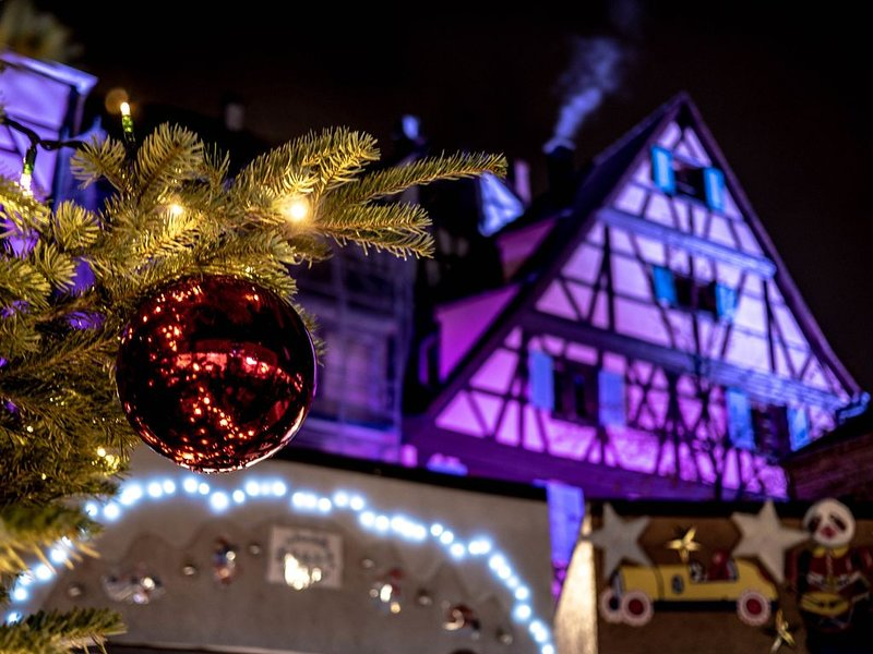 L'OPALINE - Une vue splendide au cœur de Colmar, holiday rental in Jebsheim