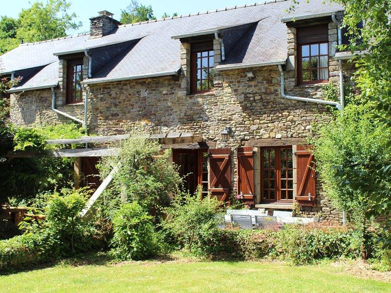 Le Gîte de Beltaine, grande maison proche de la forêt de Brocéliande, holiday rental in Merdrignac
