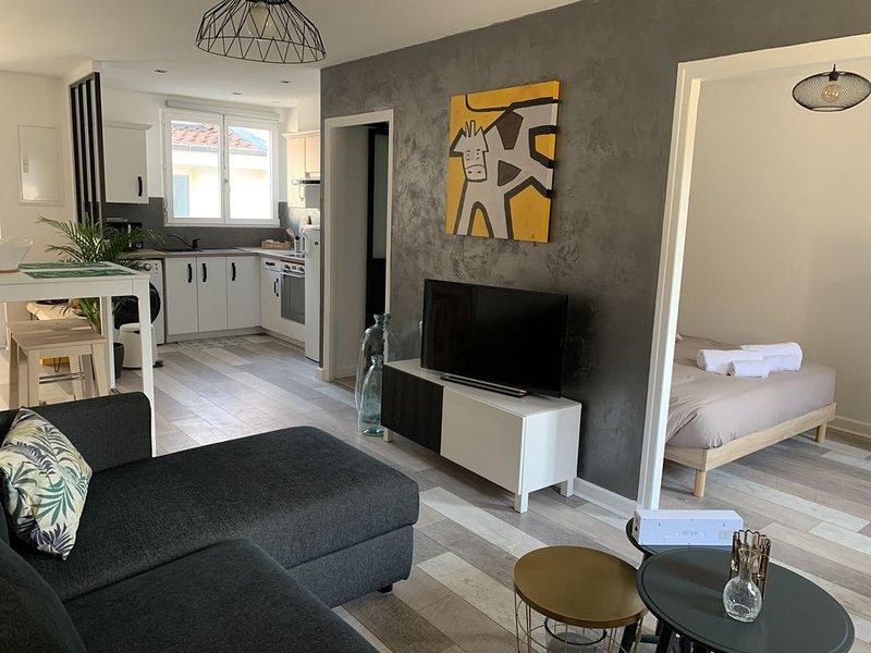 Appartement séduisant coeur vieille ville, Ferienwohnung in Vandoeuvre-les-Nancy