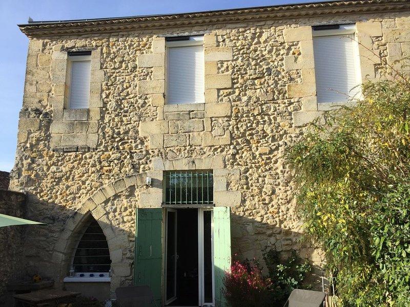 La Maison de Lifan sur la route des châteaux, casa vacanza a Arsac