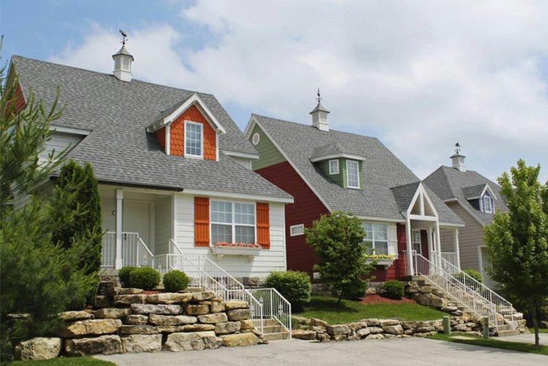 BEST VALUE! Beautiful Stormy Point Village Family 3BDR (8); Fantastic Amenities., alquiler de vacaciones en Branson