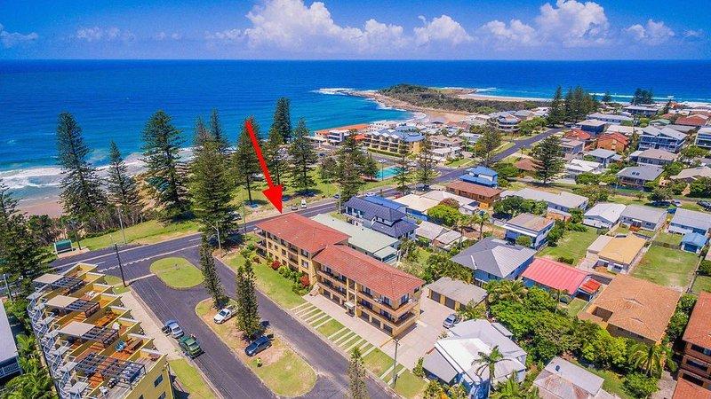 Flinders Lodge - fantastic views, holiday rental in Iluka
