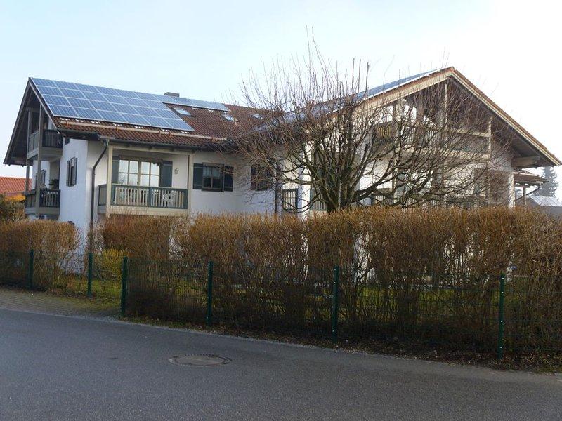 Ferienwohnung Piding für 1 - 3 Personen mit 2 Schlafzimmern - Ferienwohnung, holiday rental in Bayerisch Gmain