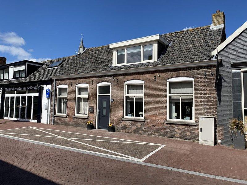 4 Personen Ferienhaus in Oostkapelle, casa vacanza a Oostkapelle