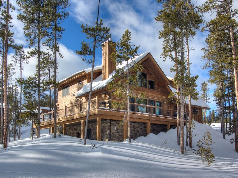 Big Sky Vacation Rentals: Oglala 4B Powder Ridge, holiday rental in Big Sky
