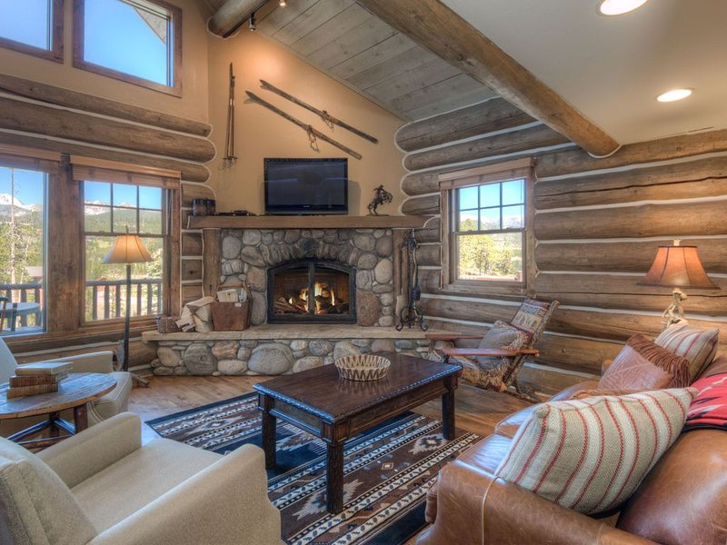 Big Sky Vacation Rentals: Manitou 13 Powder Ridge, holiday rental in Big Sky