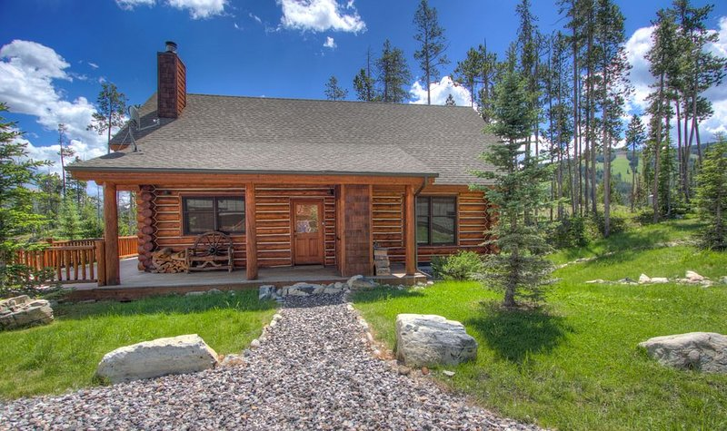Big Sky Vacation Rentals Red Cloud 4 Powder Ridge, vacation rental in Big Sky