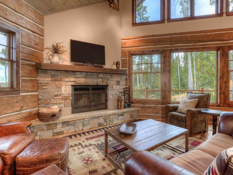 Big Sky Vacation Rentals: Oglala 2B Powder Ridge, vacation rental in Big Sky