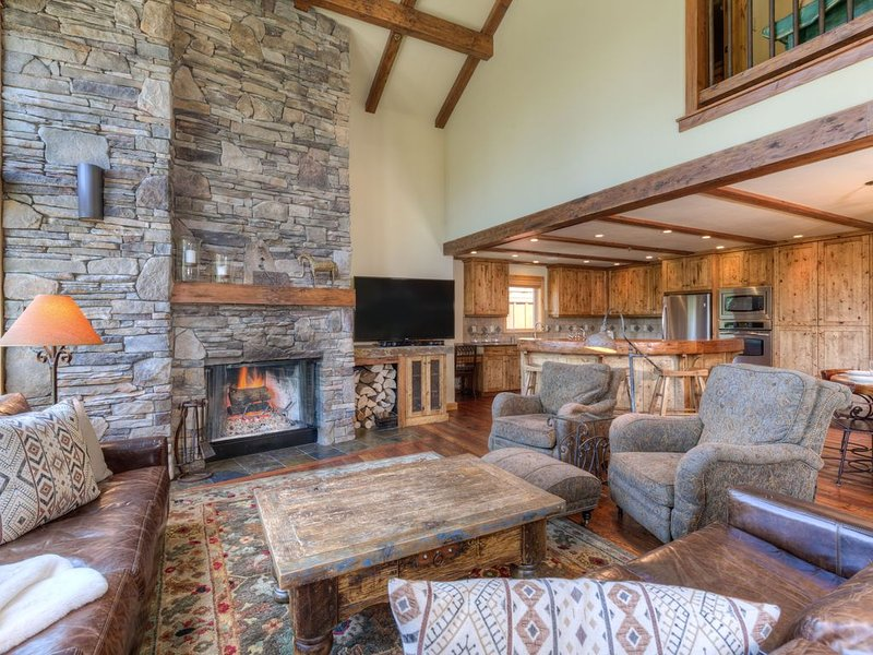 Black Eagle Lodge 10. Flexible Cancellations, holiday rental in Big Sky