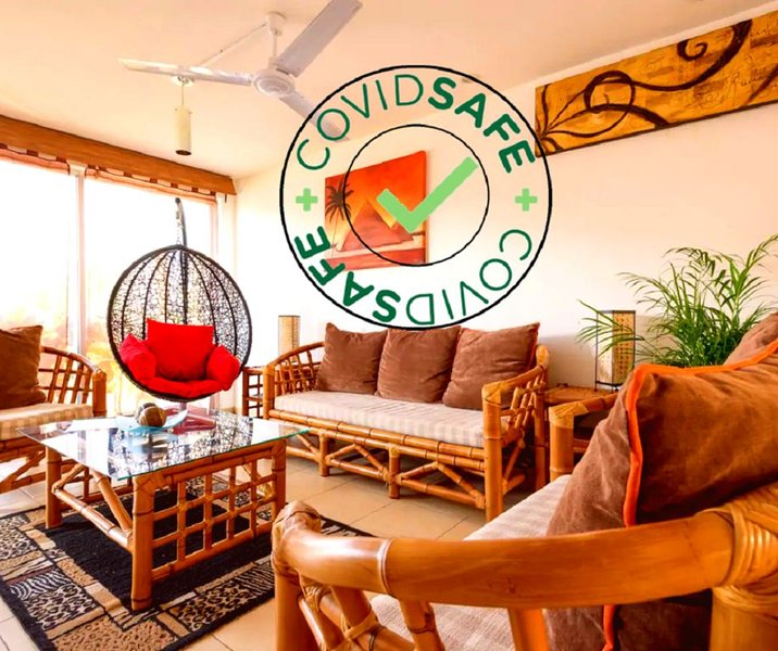●CLEAN & Sanitized Family HOUSE●close to BEACH●Best Location●Safety & Security●, holiday rental in Nuevo Vallarta