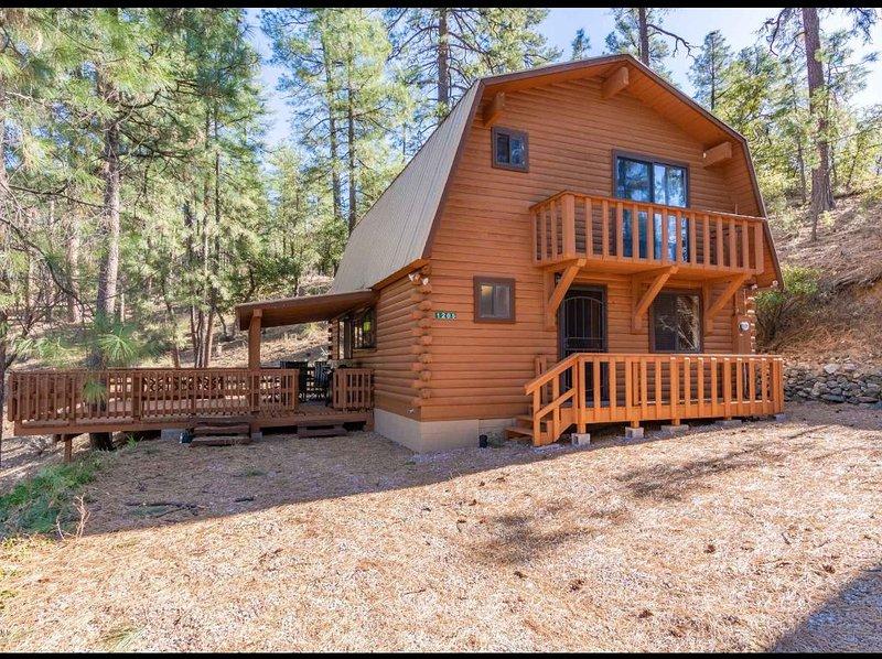 State 48 Retreat Prescott Arizona, casa vacanza a Skull Valley
