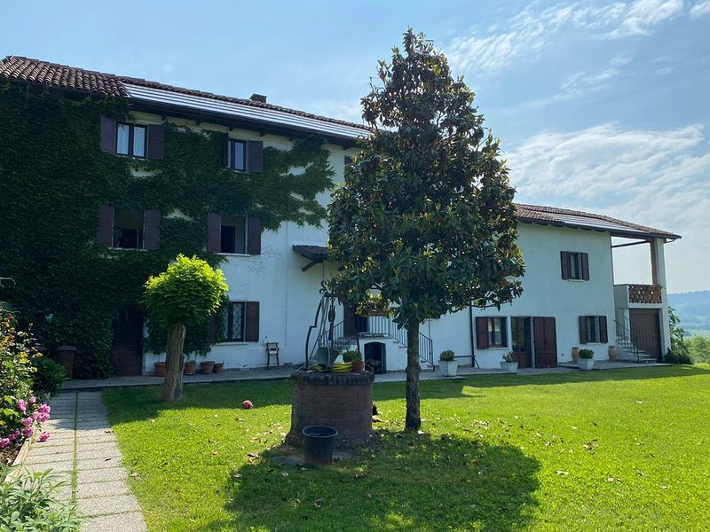 Monferrato Country House La Bettonica, vakantiewoning in Gamalero
