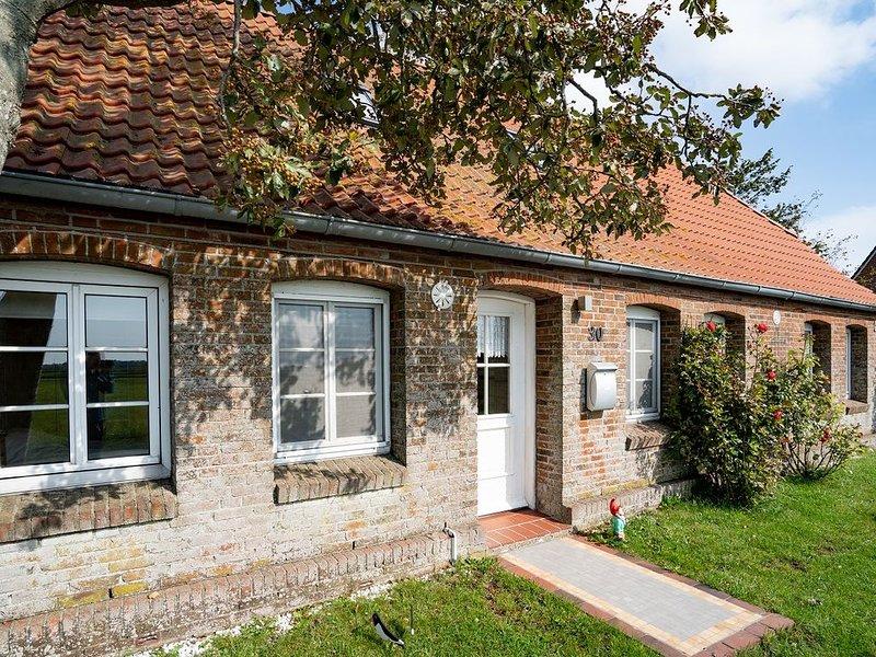 Ferienhaus 'Hus op de Diek', holiday rental in Pellworm