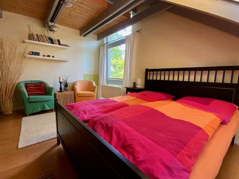 Apartment zwischen Ostsee und Ostholsteinischer Schweiz, aluguéis de temporada em Ratzeburg