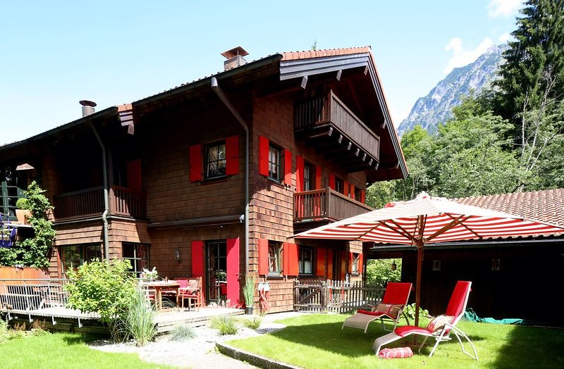 Das Beste oder nichts, alquiler vacacional en Oberstdorf
