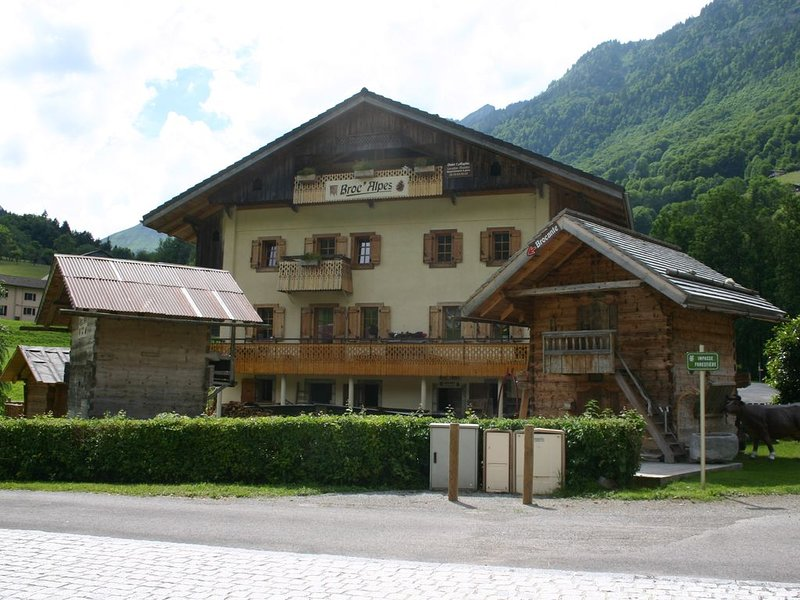 Bel appartement cosy aux Aravis (La Clusaz - Le Grand-Bornand), vacation rental in La Roche-sur-Foron