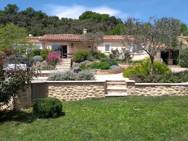 Le Muscari, gîte cosy en Haute Provence sur Valensole, location de vacances à Valensole