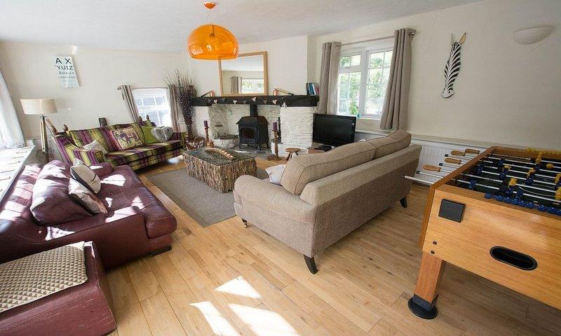 Shippenrill Croyde | 6 Bedrooms / Sleeps 13 | Hot Tub*, casa vacanza a Saunton