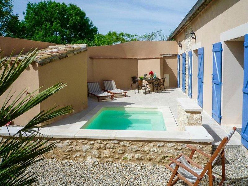 Cottage Du Vin at Occitanie, alquiler vacacional en Donnazac