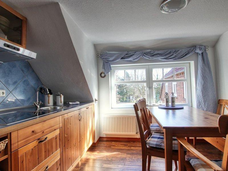 Landhaus am Ufer - Wohnung 4, holiday rental in Oldenburg in Holstein