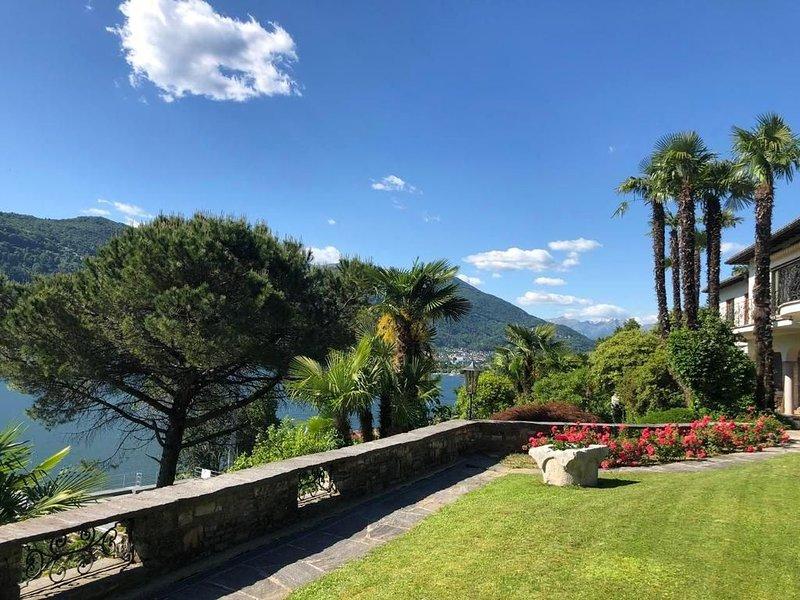 Ferienwohnung Carabietta für 4 - 6 Personen mit 3 Schlafzimmern - Ferienwohnung, location de vacances à Magliaso