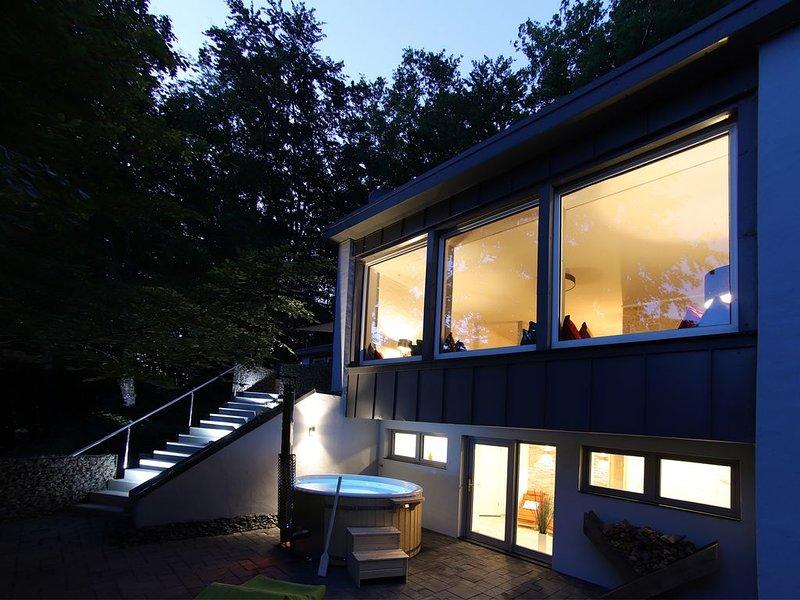 Ruhe- und Wellness Oase mitten in der Natur, casa vacanza a Koerperich
