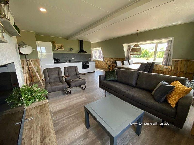 BAKKUM:  wunderschöne und  komfortabel ausgestattete Ferienwohnung, strandnah!, holiday rental in Heiloo