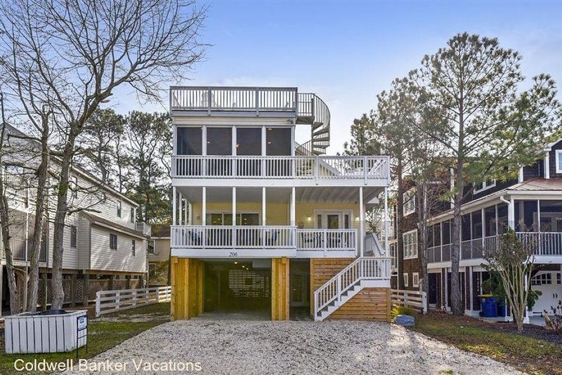 Work Virtually from the property with enhanced WIFI, alquiler de vacaciones en Bethany Beach