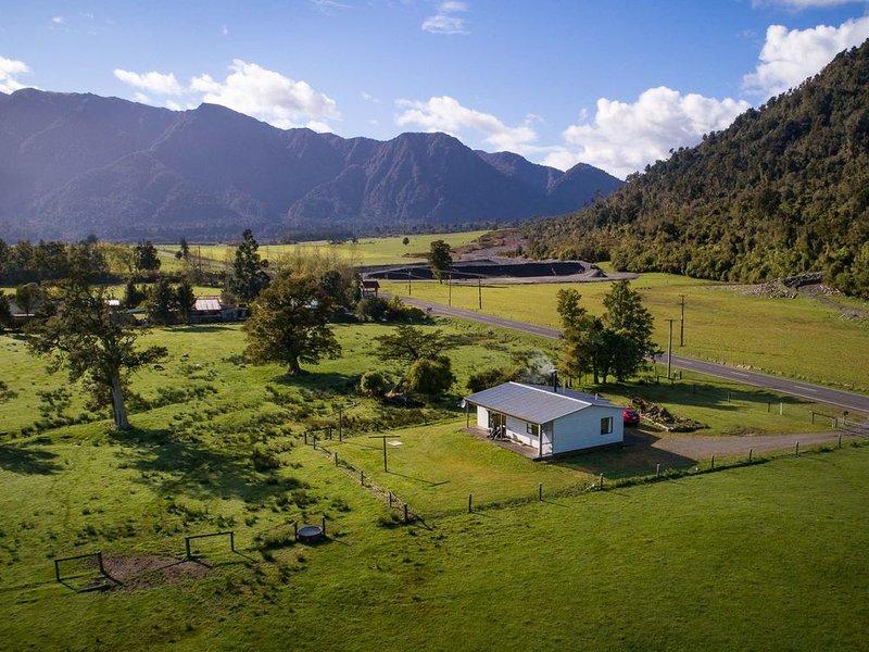 Hari Hari Farm Cottage, holiday rental in West Coast Region