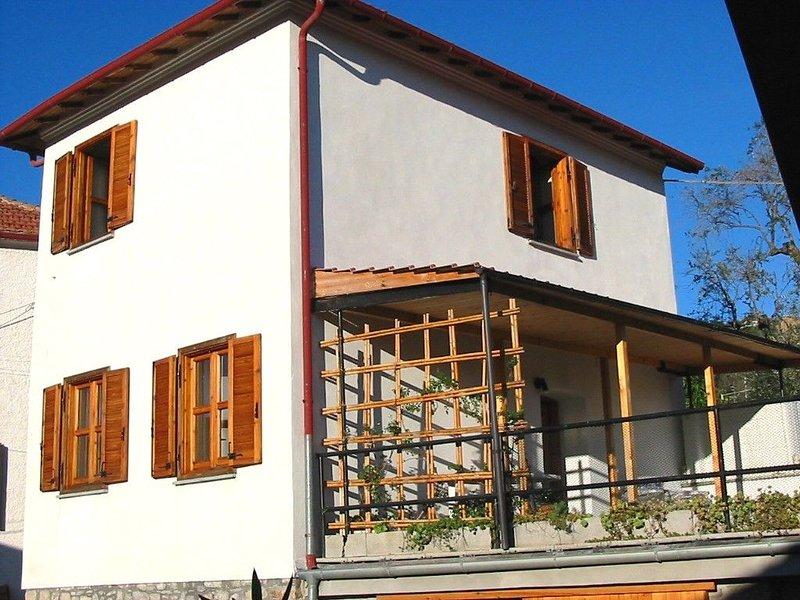 Casa Sole - Ferienwohnungen an der Blumenriviera - Qualitaet zum Guten Preis, vacation rental in Diano Borello