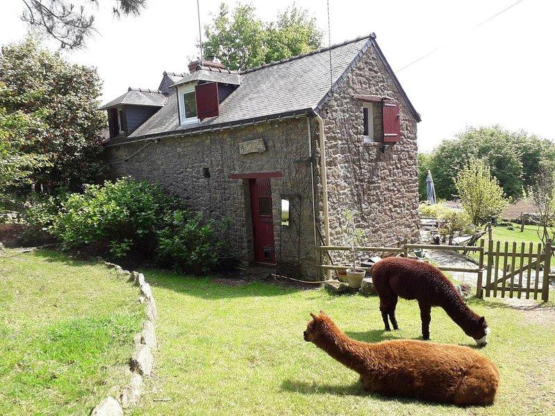 maison independante avec piscine et animaux, vacation rental in Saint-Dolay