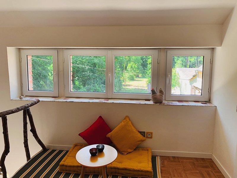 Petite maison à la campagne, vacation rental in Saint-Julien-du-Sault