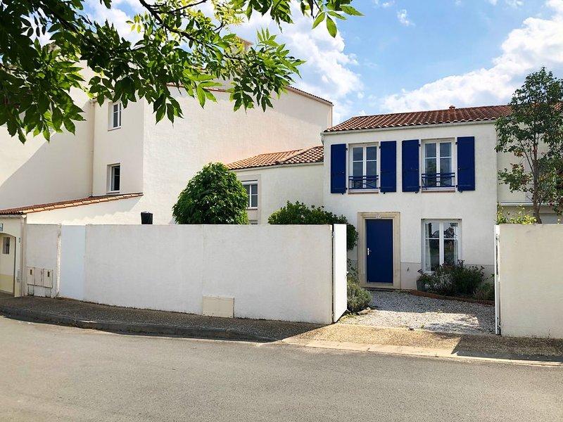 Domaine des Carrelets, jolie maison en bord de mer à Fouras, location de vacances à Fouras