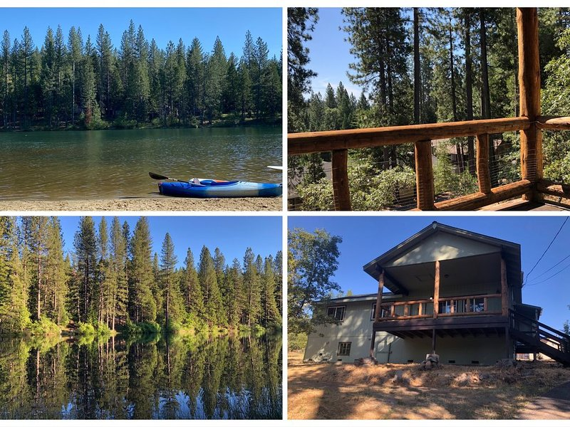 """*Summer Discount"""" Lakemont Pines Getaway Updated Cabin, holiday rental in Arnold"""