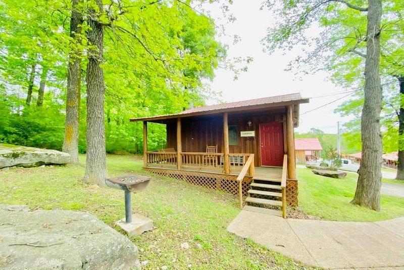 Liberty Cabin Number 301, casa vacanza a Mountain View