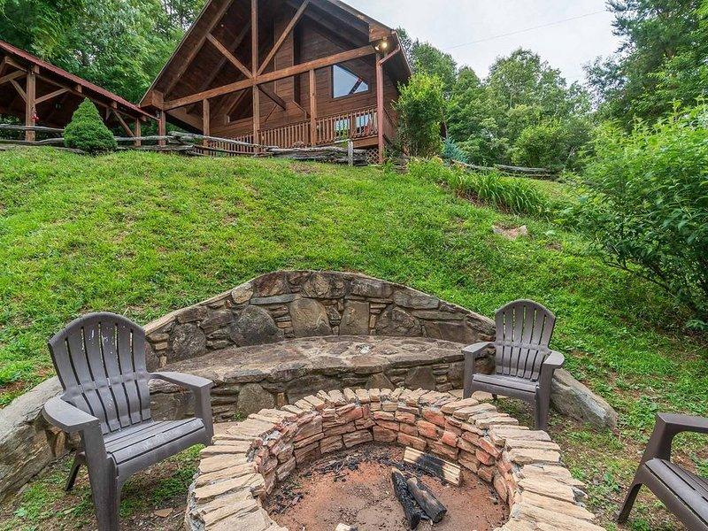 Buffalo Hollow - 2BR -Bryson City, location de vacances à Parc national des Great Smoky Mountains