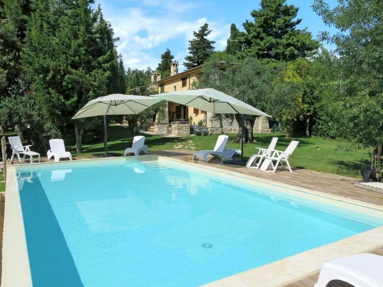 Ferienhaus Il Rifugio + La Loggia (CAD102) in Casalbordino - 12 Personen, 5 Schl, vacation rental in Scerni
