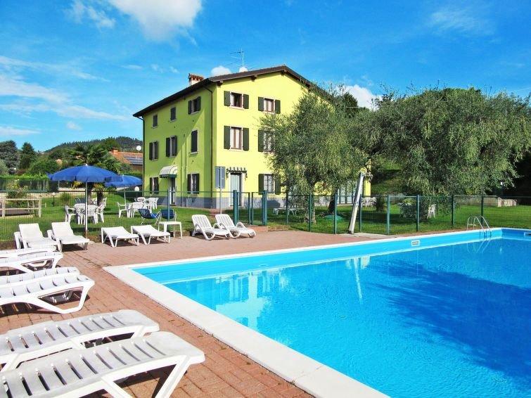 Ferienwohnung Ca' Bottrigo (BDL401) in Bardolino - 4 Personen, 1 Schlafzimmer, holiday rental in Bardolino