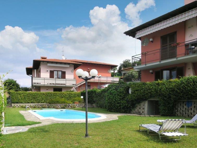 Ferienwohnung Parco Rosa (BDB160) in Brezzo di Bedero - 4 Personen, 1 Schlafzimm, alquiler de vacaciones en Lago Mayor