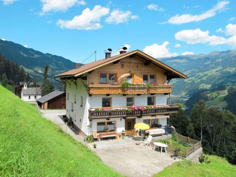 Vacation home Haus Innerspielleiten  in Hippach/Schwendberg, Zillertal - 20 per, holiday rental in Hippach