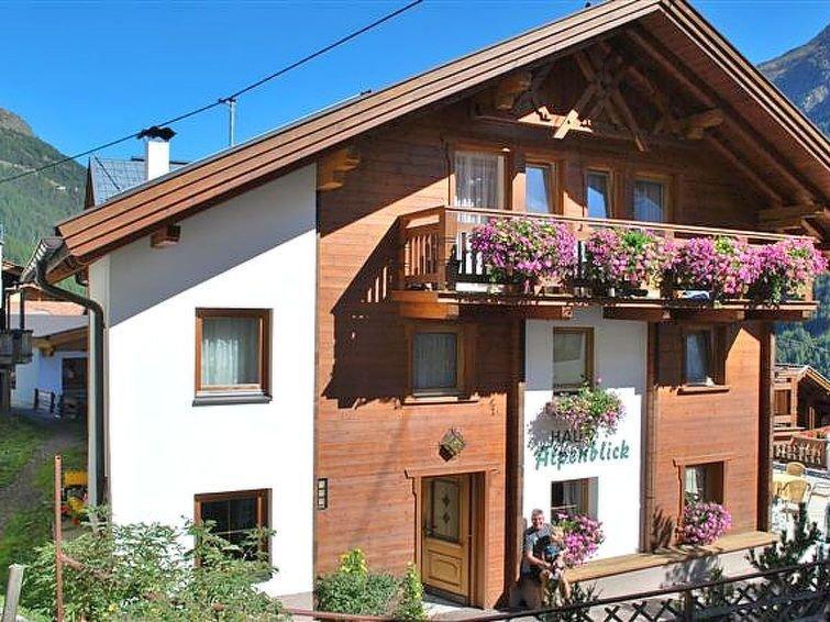 Ferienwohnung Alpenblick (SOE750) in Sölden - 8 Personen, 4 Schlafzimmer, holiday rental in Solden