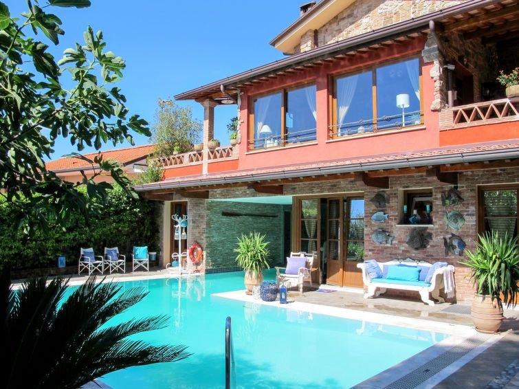Ferienhaus Capo Corso (COS240) in Corsanico - 9 Personen, 5 Schlafzimmer, location de vacances à Piano di Conca
