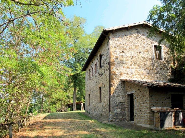 Ferienhaus Casale Topano (BOL630) in Lago di Bolsena - 6 Personen, 3 Schlafzimme, Ferienwohnung in San Michele in Teverina