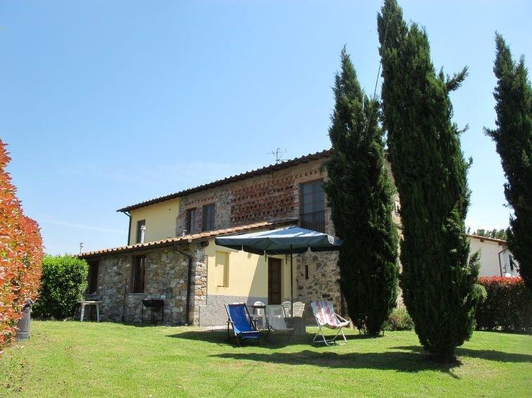 Ferienhaus Giuseppe (LUU120) in Lucca - 6 Personen, 3 Schlafzimmer, aluguéis de temporada em Monte San Quirico