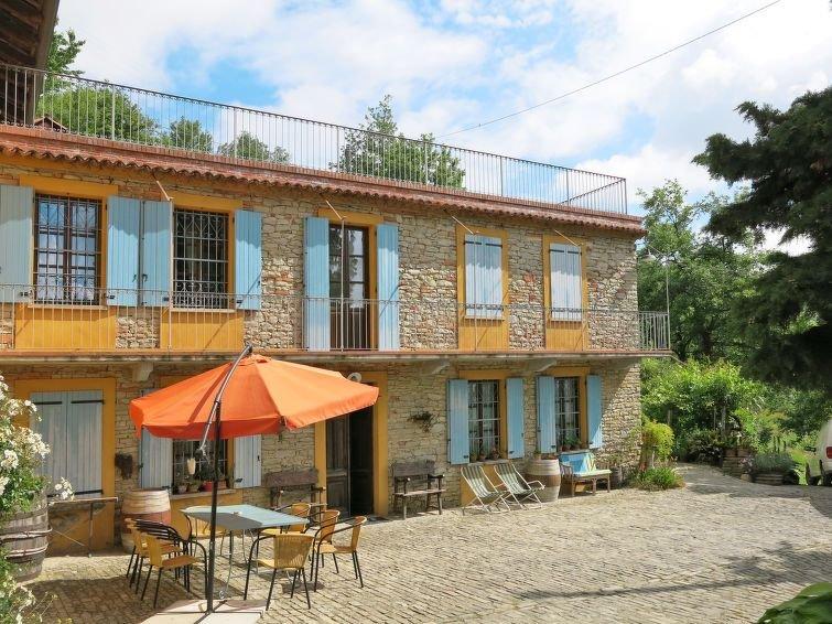 Ferienhaus La Rovere (COB160) in Cossano Belbo - 10 Personen, 5 Schlafzimmer, holiday rental in Mango
